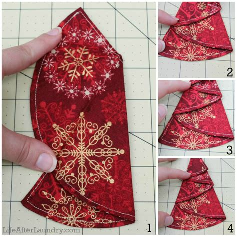 fabric christmas tree pattern myideasbedroom com