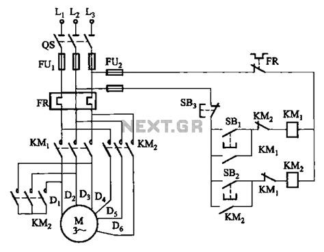 motor circuit page 7 automation circuits next gr