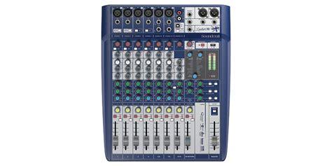 Mixer Soundcraft Efx 16 signature 10 soundcraft professional audio mixers
