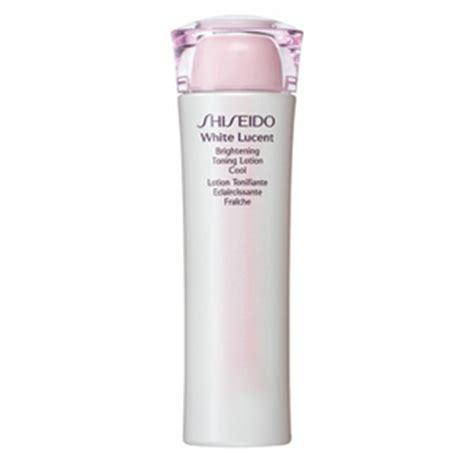 Toner Shiseido shiseido white lucent brightening toning lotion