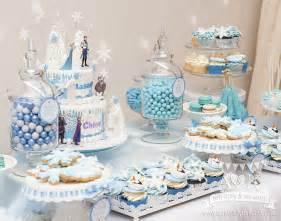 Winter Wonderland Decorations To Make - chloe s 5th amp mason s 1st disney frozen themed birthday