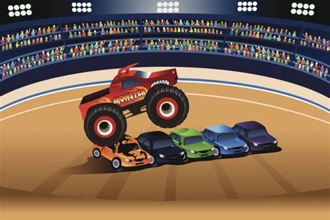 bjcc monster truck show you don t have to be a car lover to enjoy monster jam at