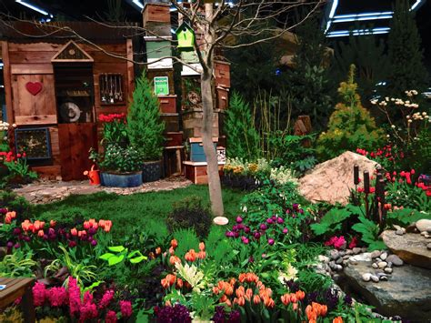 Northwest Flower And Garden The Northwest Flower Show In Seattle Is The Best Chance You To Imagine You A Green