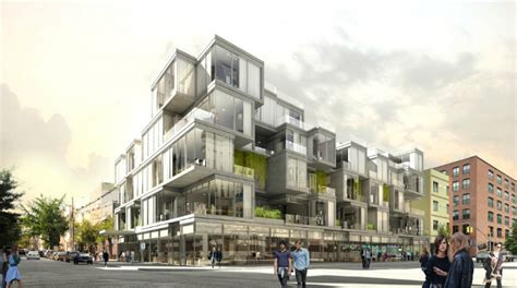 williamsburg appartments oda architecture s crazy cubed building could offer