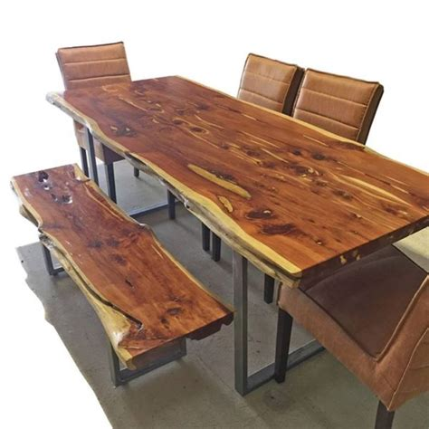 living edge dining table remarkable live edge dining table moss architecture on