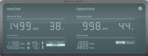 imac hdd fan control how to properly set ssd fan control on imac late 2009