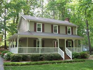 two story farmhouse 28 wrap around porch farmhouse home low country