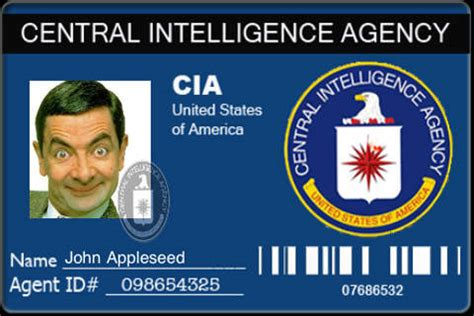 enforcement id card template cia id card template ced316dd84d0595a363a5484897bae7f