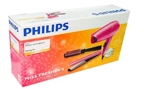 Philips Hair Dryer On Shopclues buy philips hp 8647 3 in 1 pack hair straightener hair