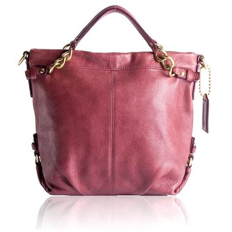 Coach For Breast Cancer Awareness Month by Coach Limited Edition Breast Cancer Awareness Hobo
