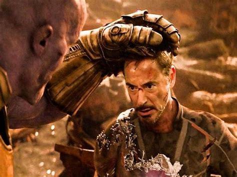 avengers endgame iron man dies million times