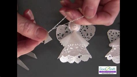 How To Make A Paper Doily - how to make a paper doily using aleene s original