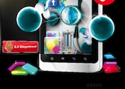 Nexian Five A5000 spesifikasi dan harga nexian five a5000 informasi gadget
