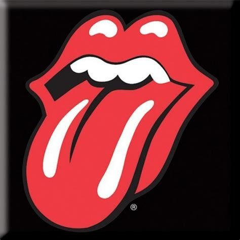Grateful Dead Home Decor rolling stones classic tongue magnet