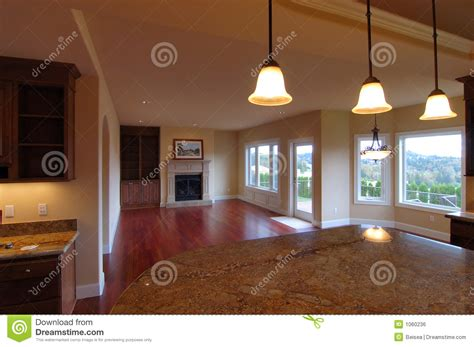 american home interior luxury american house interior royalty free stock image