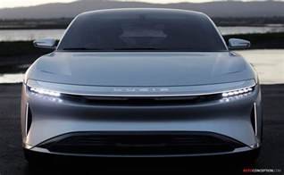 Best Electric Air For Car Lucid Motors Air Electric Car Unveiled Autoconception