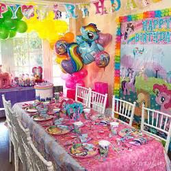 birthday ideas my pony birthday