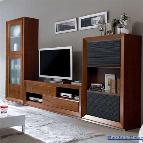 muebles para salon comedor mueble para sal 243 n comedor de madera con 2 vitrinas de 282