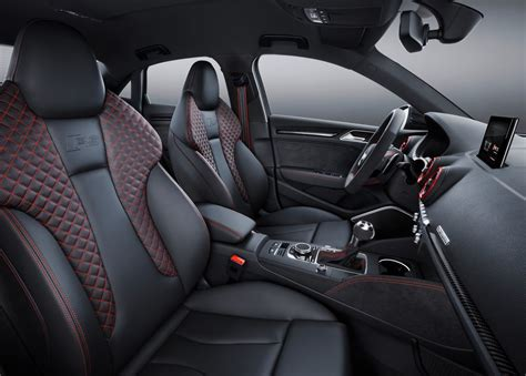 Audi Rs Seats 2018 rs3 sedan on cdn uk website page 3 audiworld forums