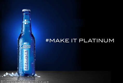 Bud Light Platinum Content by Bud Light Platinum Nights And Justin Timberlake Present A