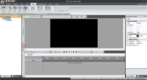 tutorial vsdc video editor ensinando algo tutorial do vsdc free video editor