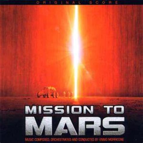 film disney mars mission to mars soundtrack details soundtrackcollector com
