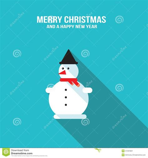 merry and happy new year template snowman merry and happy new year greeting