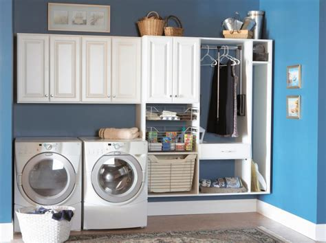22 Best Storage Cabinet Ideas Interiorsherpa Storage Cabinets For Laundry Room