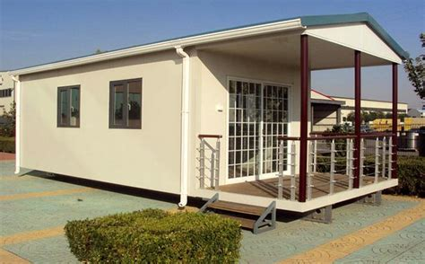 1 Bedroom Manufactured Home by Light Steel Construction Houses One Bedroom Modular Homes