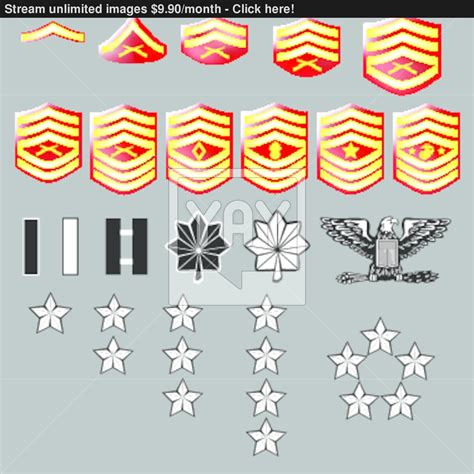 ranks in marine marines rank patches www imgkid the image kid has it