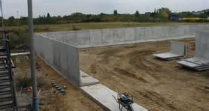 concrete retaining wall l bloc 174 poundfield