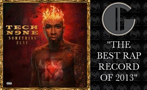 best tech n9ne album strange inc tech n9ne s something else called