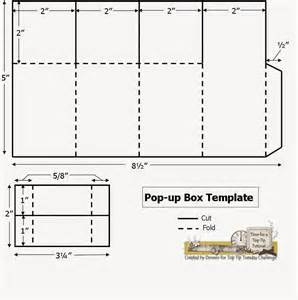 pop up template a path of paper top tip tuesday numbers challenge and pop