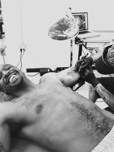 jason terry tattoo jason terry tattoos boston celtics mascot onto arm wins