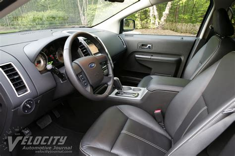 2007 Ford Edge Interior by Picture Of 2007 Ford Edge