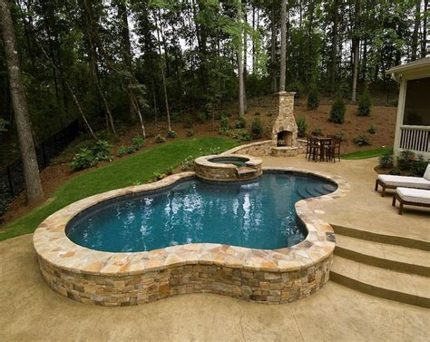 small backyards with inground pools best 25 in ground pools ideas on pinterest