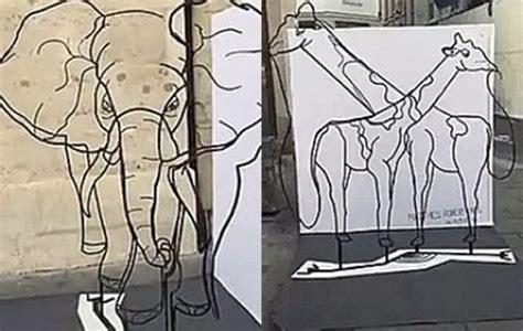 papasemar dari depan terlihat seperti gajah namun jika dilihat dari sing terlihat