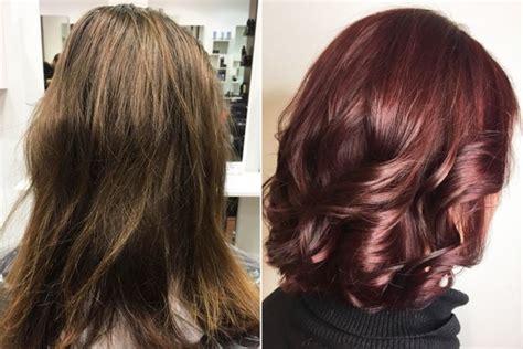 trendfrisuren  haarfarben haarschnitte und stylings