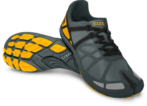 topo shoes topo mt mountain trainer review a non tabi topo trail shoe