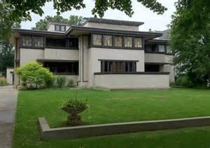 frank lloyd wright prairie houses frank lloyd wright s oak park illinois designs the