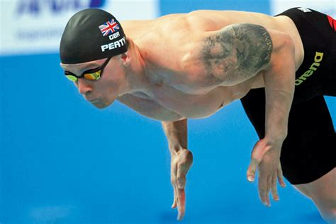 us swimming champion adam peaty s grandmother copies his