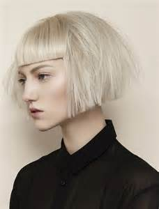 choppy bob haircut with fringe choppy bob hairstyles