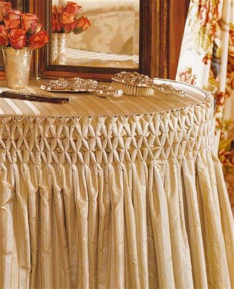 178 best skirted tables vanity tables images on