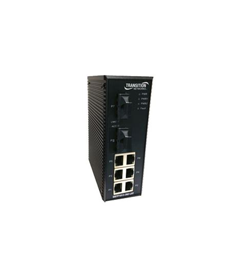 switch ethernet 2 porte switch industriale unmanaged 6 porte fast ethernet 2