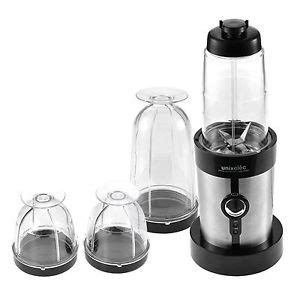 Kris Mini Blender 600ml unix multi mini food blender stainless steel blade home mixer grinder juicer ebay