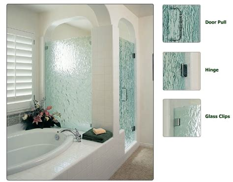glass shower door installation shower doors