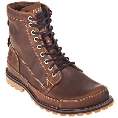 rugged mens shoes timberland casuals s earthkeepers rugged 15551 brown work boots