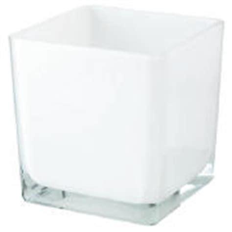 White Square Vase Square White Vase Vases Sale