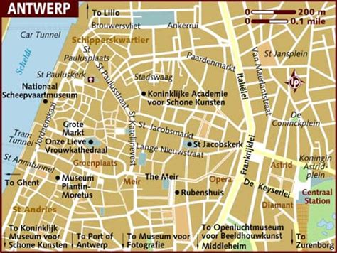 antwerp world map map of antwerp