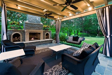 outdoor rooms and outdoor fireplaces fall s best outdoor options for an affordable outdoor kitchen diy